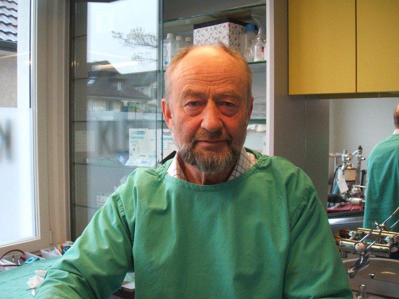 Der tierarzt team for Odermatt innendekoration stans